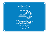 RIT-T Calendar October 2022 Icon